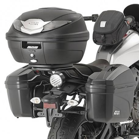 Soporte maletas laterales Yamaha XSR700 2016- Monokey