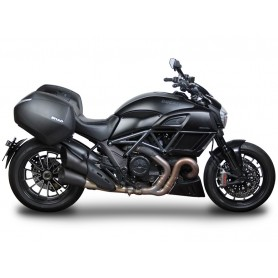 Soporte Maletas Laterales Ducati Diavel 2012- Shad 3P System
