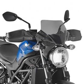 Cúpula Suzuki específica ahumada SV650 2016- Givi