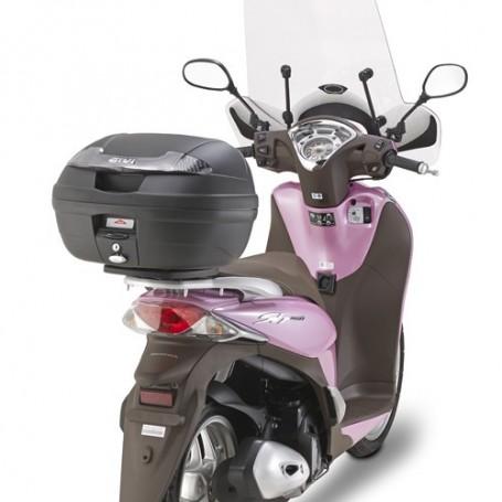 Soporte maleta trasera Honda SH Mode 125 13-16 Givi Monolock