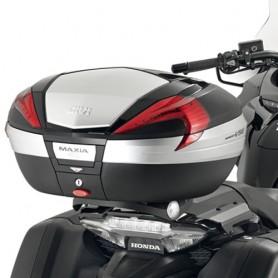 Soporte maleta trasera Honda CTX 1300 14-16 Givi Monokey