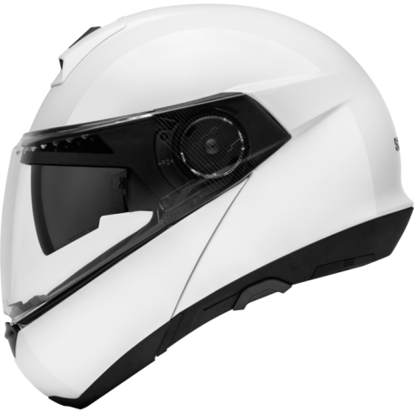 Casco Schuberth C4 Blanco Mate Modular