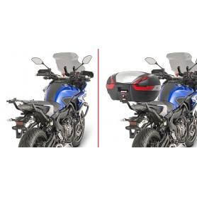 Soporte Maleta Trasera Yamaha MT-07 Tracer