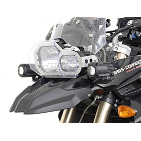 SOPORTE BMW F650GS/800GS LUCES SUPLETORIAS HANK
