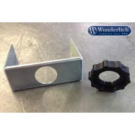 Kit Montaje Velocímetro MMB-Tache 60mm Plateado Wunderlich 44741-100