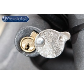 Cubierta de Cerradura Dirección Wunderlich 44751-100