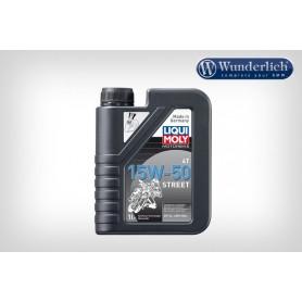Aceite de motor LIQUI MOLY 4T 15 W-50 Street Wunderlich 24590-300