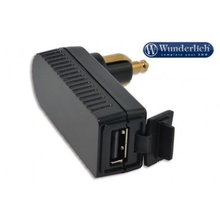 Adaptador USB angular de conexión Wunderlich 41450-100