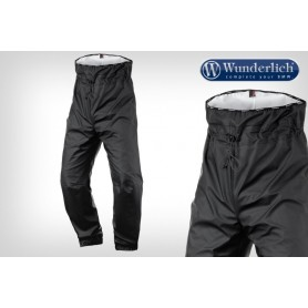 Pantalones impermeables Scott Ergonomic Rain Pro DP - S negro Wunderlich 44891-102