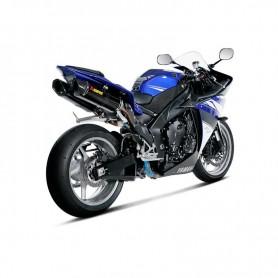 Silencioso Akrapovic Yamaha YZF-R1 09-14 Carbono Evolution Line