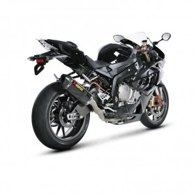 Sistema de Escape Akrapovic BMW S 1000 RR 10-14 Carbono Acero inoxidable Racing Line