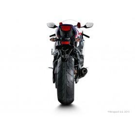 Sistema de Escape Akrapovic Honda CBR 1000 RR 12-16 Titanio Acero inoxidable Racing Line