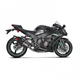 Sistema de Escape Akrapovic Kawasaki ZX-10R 16 Carbono Acero inoxidable Racing Line