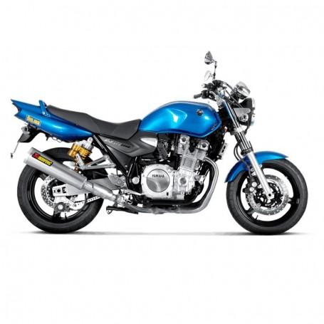 Silencioso Akrapovic Yamaha XJR 1300 07-16 Titanio Slip-on Line