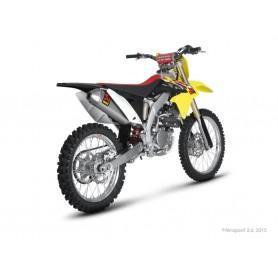 Escape Akrapovic Suzuki RM-Z 250 10-16 Acero inoxidable/Titanio Racing Line