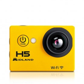 "Action Cam Full HD H5 1080@30fps 5MP Wi-Fi Pantalla 2"" Midland"