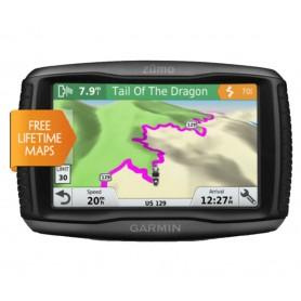 Navegador GPS Garmin Zümo 595LM Express TM