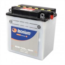 Bateria Moto YB10L-BP TECNIUM con mantenimiento