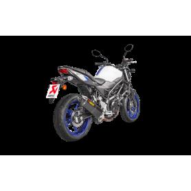 Escape Suzuki SV650 2016- Akrapovic Carbono Slip On Line