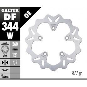Disco Freno Galfer Wave DF344W Fijo Delantero OE