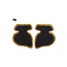 Protección de cadera Performance L1 Nivel 1 amarillo/negro
