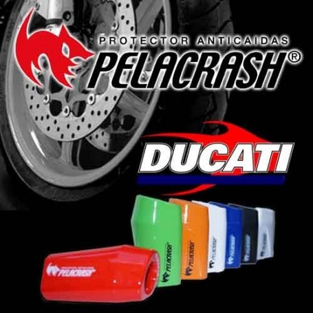 Protector de Motor Ducati Monster 821 2015- Pelacrash