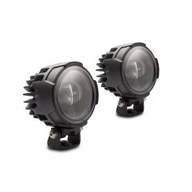 Juego luces supletorias led antiniebla SW-MOTECH EVO