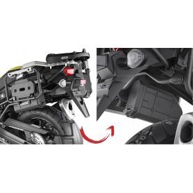 Kit especifico Suzuki V-Strom 1000 2017- para montar el Givi S250