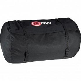 Bolsa Moto Qbag Waterproof 50 Lts Negra