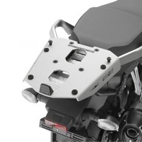 Soporte Maleta Trasera Suzuki V-Strom 650/650XT 2017- Givi Monokey Aluminio Catálogo Productos