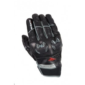 Guantes Seventy Degrees SD-N32 Naked Hombre Negro/Gris Verano