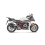 Escape BMW R1200R/RS LC 2015- Akrapovic Titanio Slip On Line