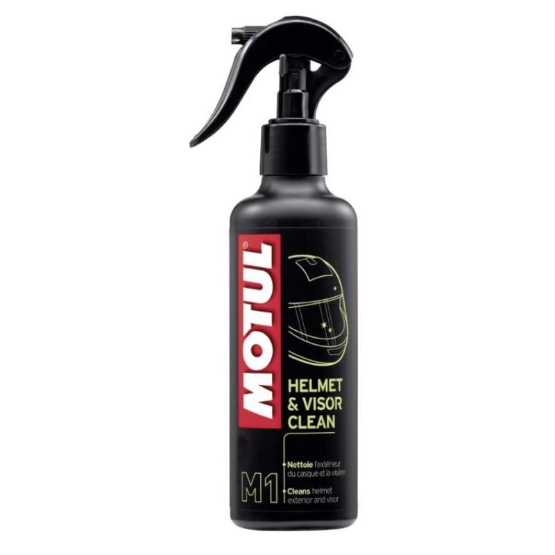 Limpiador exterior Casco y Visera Motul 250ml
