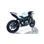 Escape Kawasaki Z650 2017- Ixil L3XB Dual Hyperlow