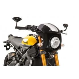 Semicarenado Yamaha XSR900 2016- Puig Carcasa Símil Carbono