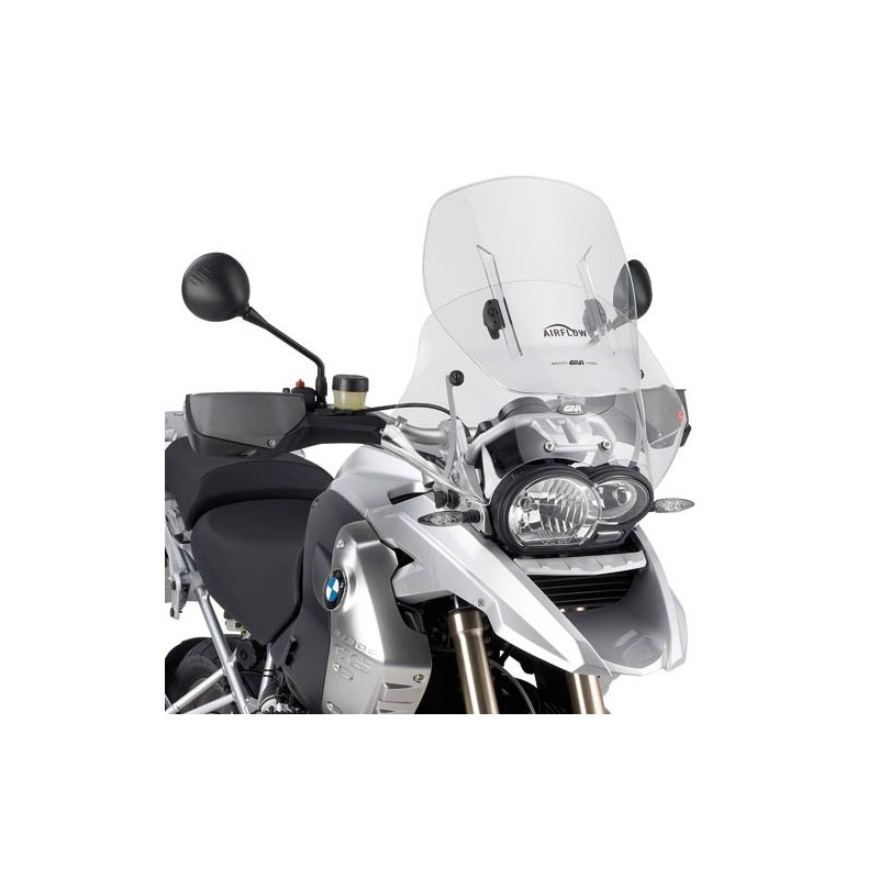 CUPULA GIVI BMW R1200GS EXTENSIBLE AIRFLOW 04 al 12