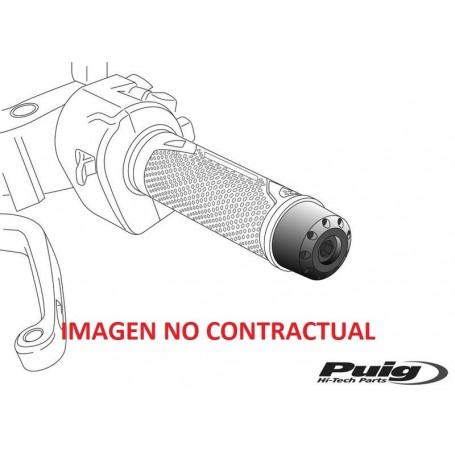 Contrapesos Corto Aluminio C650 Gt 16' Carbono Puig 8810C