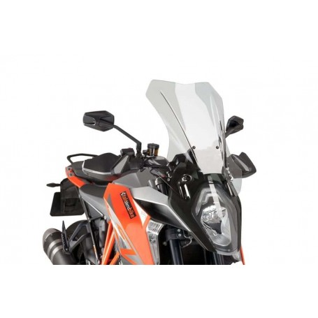 Cupula Tour New Generation Ktm 1290 Superduke Gt 16-17 Transparente Puig 8913W