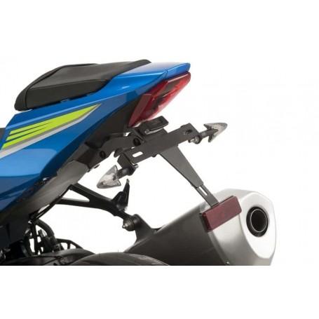 Portamatrículas Suzuki Gsx-R1000 17- Negro Puig 9451N