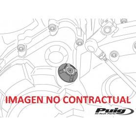 Protector Tapon Modelo Radical Yamaha Yzf-R3 15- Gris Puig 8281U