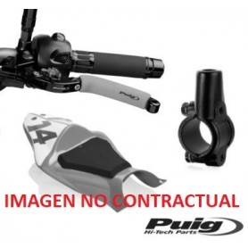 Tapa Carbono Embrague Kawasaki Z1000 07-08 Carbono Puig 5376C
