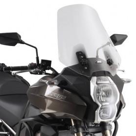 Cúpula Kawasaki Versys 650 2015- Givi X cms mas Alta Que Original