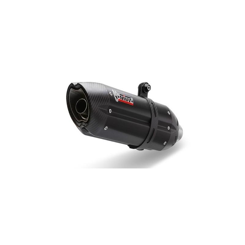 Escape Bmw S 1000 XR 2015- Mivv Suono Acero Negro