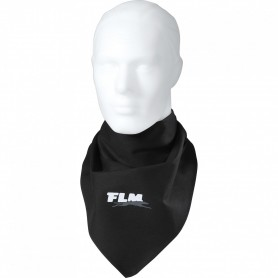 Pañuelo multifuncional FLM negro modelo 1.0 talla única