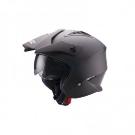 Gafa Casco Unik Ct-07 Trial Transparente