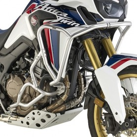 Defensas Superiores Honda CRF 1000 L Africa Twin 16-17 Givi Acero Inoxidable