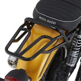 Soporte Maleta Trasera Moto Guzzi V9 Roamer/V9 Bobber 2016- Givi