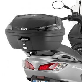 Soporte Maleta Trasera Monolock Suzuki Burgman 125-200 ABS 2014- Givi