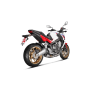 Escape Honda CB650F 2017- Akrapovic Titanio Acero Inoxidable Racing Line