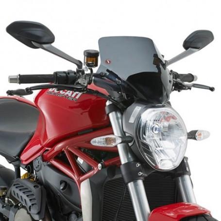 Cúpula Ducati Monster 1200 (14-17) Ahumada Givi